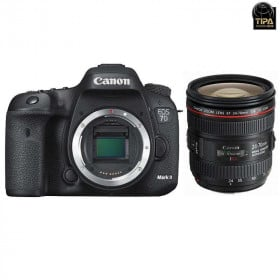 Canon EOS 7D Mark II + EF 24-70 mm f/4 L IS USM