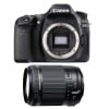 Canon EOS 80D + Tamron 18-200 mm F/3.5-6.3 Di II VC | 2 Years Warranty