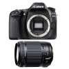 Canon EOS 80D + Tamron 18-200 mm F/3.5-6.3 Di II VC | Garantie 2 ans