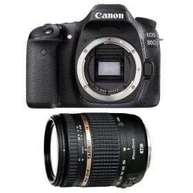 Canon EOS 80D + Tamron AF 18-270 mm f/3.5-6.3 Di II VC PZD