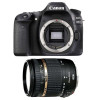 Canon EOS 80D + Tamron AF 18-270 mm f/3.5-6.3 Di II VC PZD | 2 Years Warranty