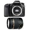 Canon EOS 80D + Tamron AF 18-270 mm f/3.5-6.3 Di II VC PZD | Garantie 2 ans