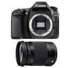 Canon EOS 80D + Sigma 18-300 mm f/3,5-6,3 DC OS HSM Contemporary Macro | 2 Years Warranty