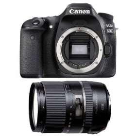 Canon EOS 80D + Tamron 16-300 mm f/3.5-6.3 Di II VC PZD MACRO | 2 Years Warranty