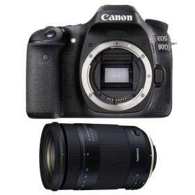 Canon EOS 80D + Tamron 18-400mm f/3.5-6.3 Di II VC HLD | 2 Years Warranty