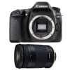 Canon EOS 80D + Tamron 18-400mm f/3.5-6.3 Di II VC HLD | Garantie 2 ans