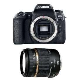 Canon EOS 77D + Tamron AF 18-270 mm f/3.5-6.3 Di II VC PZD