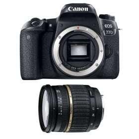 Canon EOS 77D + Tamron SP AF 17-50 f/2.8 XR Di II LD