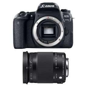 Canon EOS 77D + Sigma 18-300 mm f/3,5-6,3 DC OS HSM Contemporary Macro