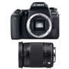 Canon EOS 77D + Sigma 18-300 mm f/3,5-6,3 DC OS HSM Contemporary Macro | 2 Years Warranty