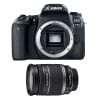 Canon EOS 77D + EF-S 18-200 mm f/3,5-5,6 IS | Garantie 2 ans