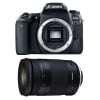 Canon EOS 77D + Tamron 18-400mm f/3.5-6.3 Di II VC HLD
