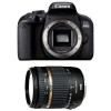 Canon EOS 800D + Tamron AF 18-270 mm f/3.5-6.3 Di II VC PZD | 2 Years Warranty
