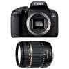 Canon EOS 800D + Tamron AF 18-270 mm f/3.5-6.3 Di II VC PZD | Garantie 2 ans
