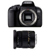 Canon EOS 800D + Sigma 17-50 mm f/2,8 DC OS EX HSM