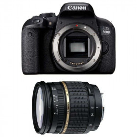Canon EOS 800D + Tamron SP AF 17-50 f/2.8 XR Di II LD   2 Years Warranty