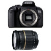 Canon EOS 800D + Tamron SP AF 17-50 f/2.8 XR Di II LD | 2 Years Warranty