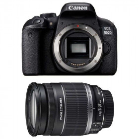 Canon EOS 800D + EF-S 18-200 mm f/3,5-5,6 IS   2 Years Warranty