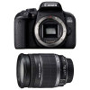 Canon EOS 800D + EF-S 18-200 mm f/3,5-5,6 IS | 2 años de garantía