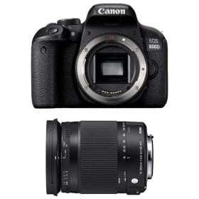 Canon EOS 800D + Sigma 18-300 mm f/3,5-6,3 DC OS HSM Contemporary Macro