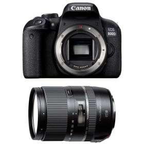 Canon EOS 800D + Tamron 16-300 mm f/3.5-6.3 Di II VC PZD MACRO   2 Years Warranty