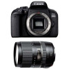 Canon EOS 800D + Tamron 16-300 mm f/3.5-6.3 Di II VC PZD MACRO | 2 Years Warranty