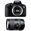 Canon EOS 800D + Tamron 16-300 mm f/3.5-6.3 Di II VC PZD MACRO | Garantie 2 ans