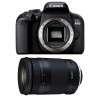 Canon EOS 800D + Tamron 18-400mm f/3.5-6.3 Di II VC HLD