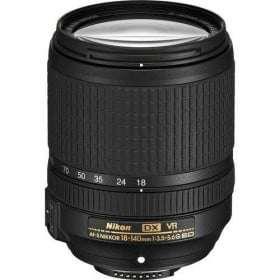 Nikon AF-S DX NIKKOR 18-140mm f/3.5-5.6G ED VR | 2 Years Warranty