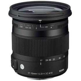 Sigma 17-70 mm f/2,8-4 DC Macro OS HSM Contemporary | 2 Years Warranty