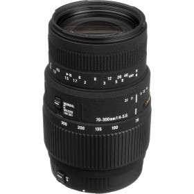 Sigma 70-300mm F4-5,6 DG Macro
