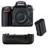Nikon D750 + Grip MB-D16 + Bateria EN-EL15