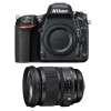 Nikon D750 + Sigma 24-105 mm f/4 DG OS HSM ART