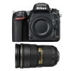 Nikon D750 + AF-S 24-70 mm f/2.8 G ED | 2 Years Warranty