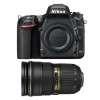 Nikon D750 + AF-S 24-70 mm f/2.8 G ED