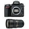 Nikon D750 + AF-S NIKKOR 24-70mm f/2.8E ED VR | 2 años de garantía