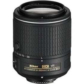 Nikkor AF-S 55-200mm F4-5.6 G ED VR II | 2 Years Warranty