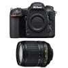 Nikon D500 + AF-S DX 18-105 mm f/3.5-5.6G ED VR | Garantie 2 ans