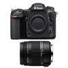 Nikon D500 + Sigma 18-250 mm f/3,5-6,3 DC MACRO OS HSM | 2 Years Warranty