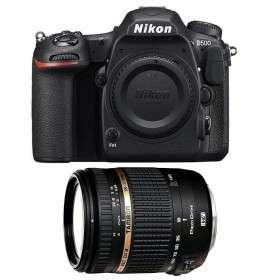 Nikon D500 + Tamron AF 18-270 mm f/3.5-6.3 Di II VC PZD