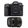 Nikon D500 + Sigma 18-200 mm f/3,5-6,3 DC OS HSM MACRO Contemporary