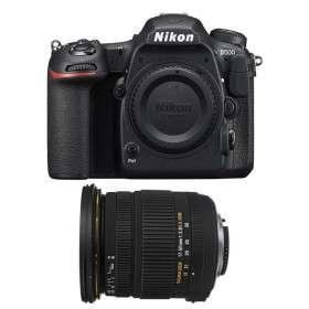 Nikon D500 + Sigma 17-50 mm f/2,8 DC OS EX HSM