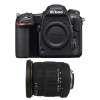 Nikon D500 + Sigma 17-50 mm f/2,8 DC OS EX HSM   2 Years Warranty
