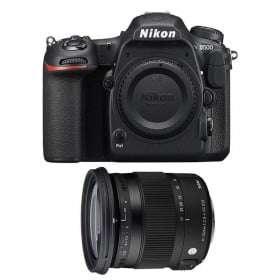 Nikon D500 + Sigma 17-70 mm f/2,8-4 DC Macro OS HSM Contemporary