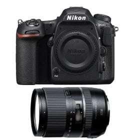 Nikon D500 + Tamron 16-300 mm f/3.5-6.3 Di II VC PZD MACRO