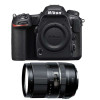 Nikon D500 + Tamron 16-300 mm f/3.5-6.3 Di II VC PZD MACRO | 2 Years Warranty