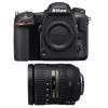 Nikon D500 + AF-S DX 16-85 mm f/3.5-5.6G ED VR | 2 años de garantía