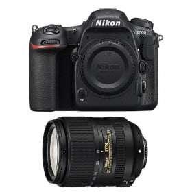 Nikon D500 + AF-S DX 18-300 mm f/3.5-5.6G ED VR