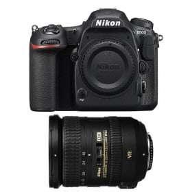 Nikon D500 + AF-S DX 18-200 mm f/3.5-5.6G ED VR II