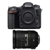 Nikon D500 + AF-S DX 18-200 mm f/3.5-5.6G ED VR II | 2 Years Warranty